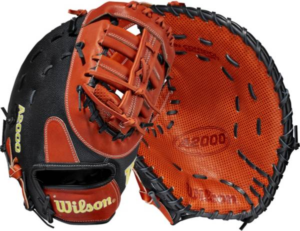 Wilson 12.5'' 1620 A2000 SuperSkin Series First Base Mitt w/ Spin Control 2021 product image