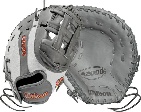 Wilson 12'' A2000 SuperSkin Series FP1B Fastpitch First Base Mitt 2021 product image