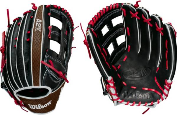 Wilson 12.75'' A2K SuperSkin Series 1799 Glove 2021 product image