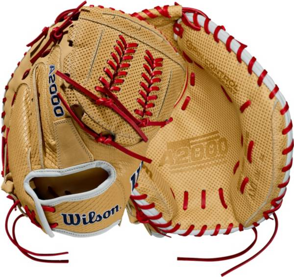 Wilson 34'' Aubree Munro A2000 Series Game Model Fastpitch Catcher's Mitt 2021 product image