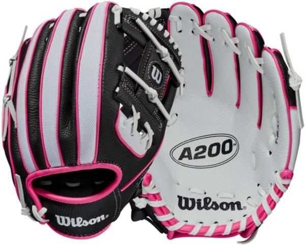 """Wilson 10"""" Girls' T-Ball A200 Series Glove product image"""