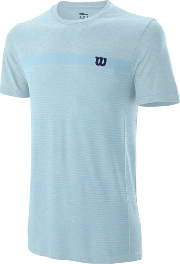 Wilson Men's Competition Seamless Crew Tennis T-Shirt product image