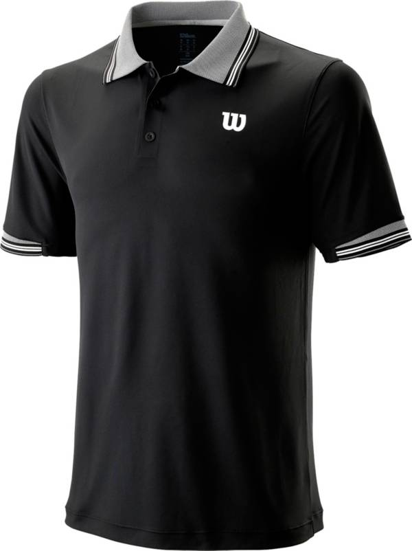 Wilson Men's Star Tipped Tennis Polo product image