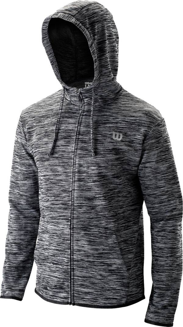 Wilson Men's Training Hooded Tennis Jacket product image