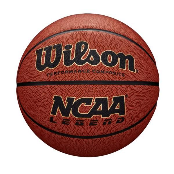 """Wilson NCAA Legend Basketball 28.5"""" product image"""