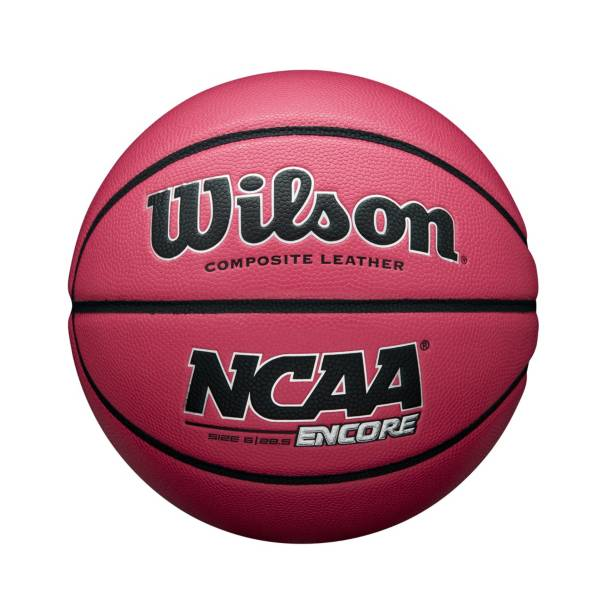 "Wilson Official Encore Pink Basketball 28.5"" product image"