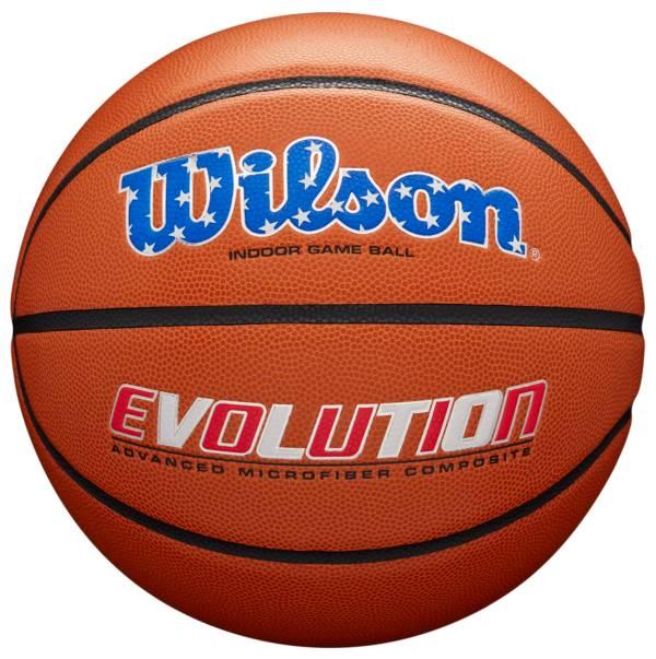"""Wilson Evolution USA Basketball 28.5"""" product image"""