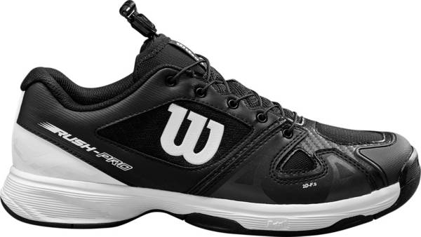 Wilson Kids' Grade School Rush Pro Junior Quicklace Tennis Shoes product image