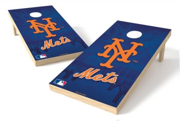Wild Sports New York Mets 2' x 4' Cornhole Board Set product image