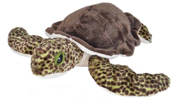 Wild Republic Cuddlekins Green Sea Turtle Stuffed Animal product image