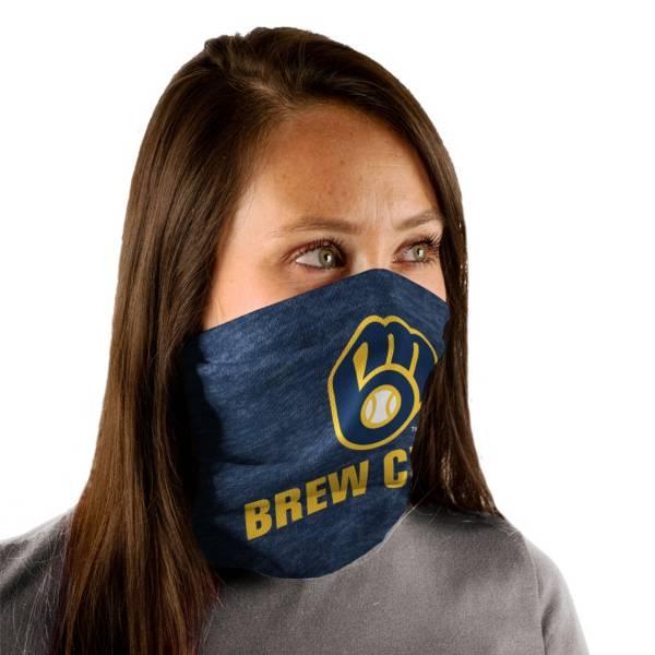 Wincraft Adult Milwaukee Brewers Split Neck Gaiter product image