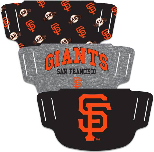 Wincraft San Francisco Giants Face Mask – 3-Pack product image