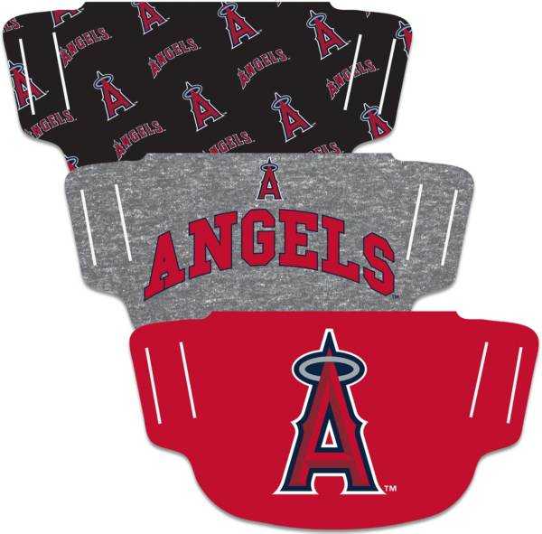 Wincraft Los Angeles Angels Face Mask – 3-Pack product image