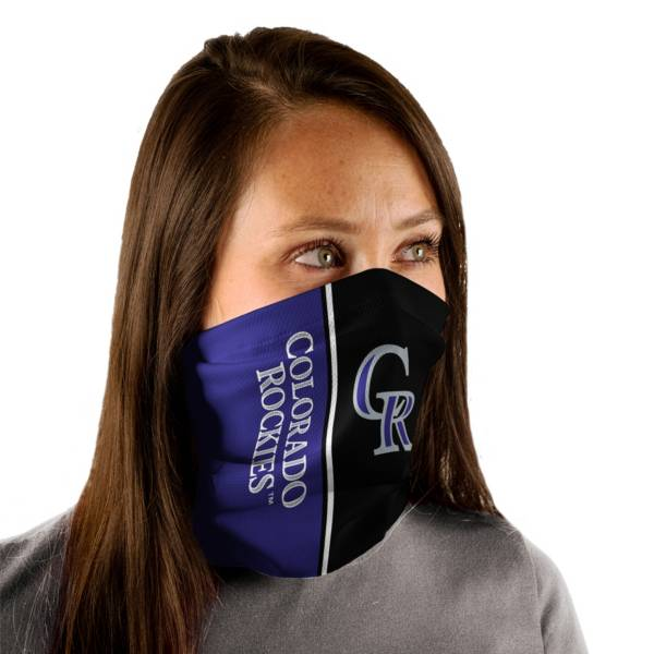 Wincraft Adult Colorado Rockies Split Neck Gaiter product image