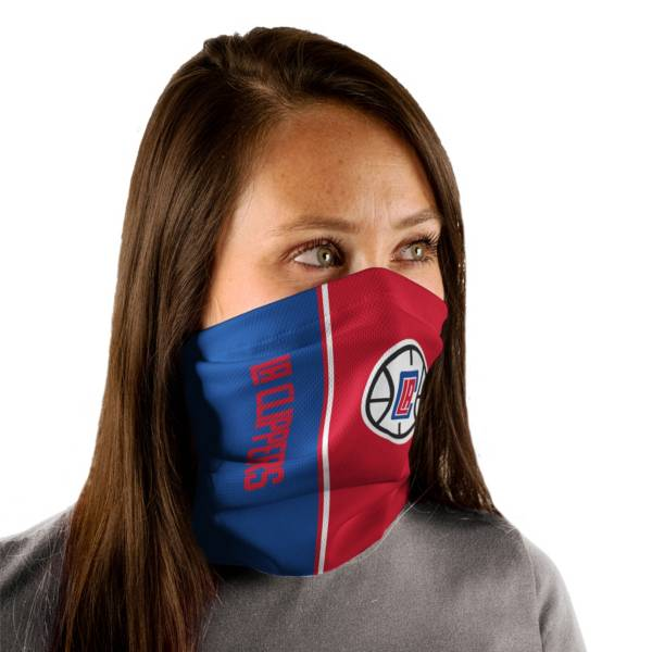 Wincraft Adult Los Angeles Clippers Split Neck Gaiter product image
