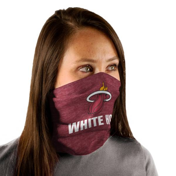 Wincraft Adult Miami Heat Split Neck Gaiter product image