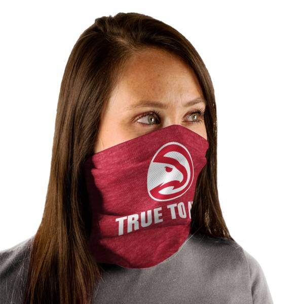 Wincraft Adult Atlanta Hawks Split Neck Gaiter product image