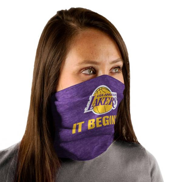 Wincraft Adult Los Angeles Lakers Split Neck Gaiter product image