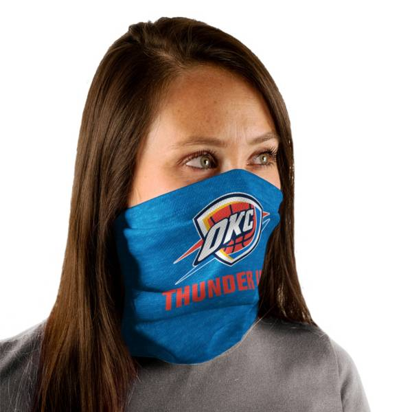 Wincraft Adult Oklahoma City Thunder Split Neck Gaiter product image