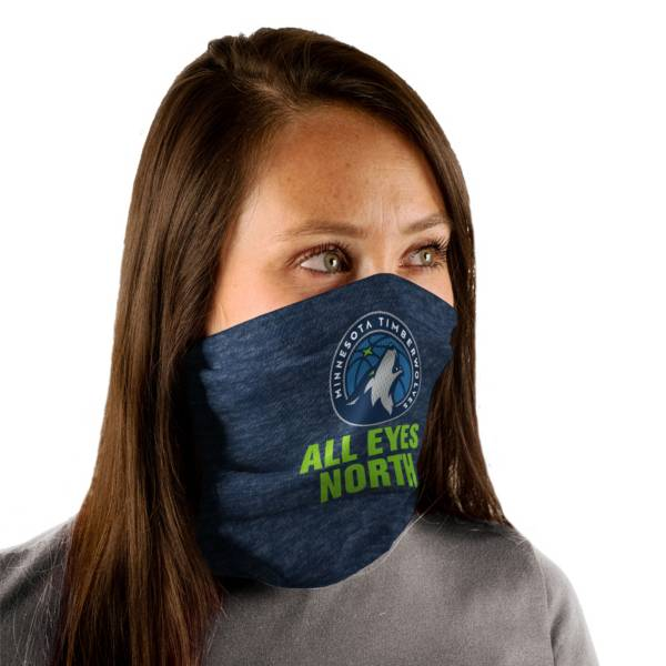 Wincraft Adult Minnesota Timberwolves Split Neck Gaiter product image