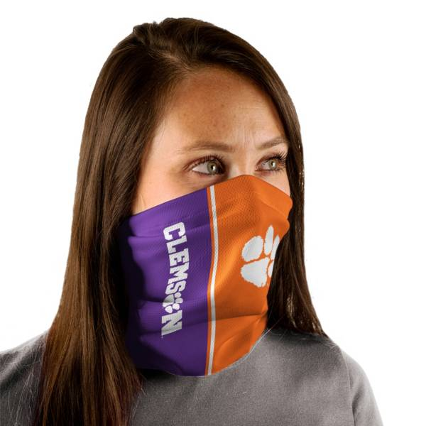 Wincraft Adult Clemson Tigers Split Neck Gaiter product image