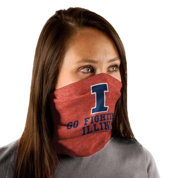 Wincraft Adult Illinois Fighting Illini Split Neck Gaiter product image