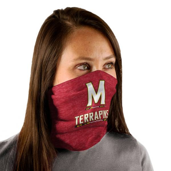 Wincraft Adult Maryland Terrapins Split Neck Gaiter product image