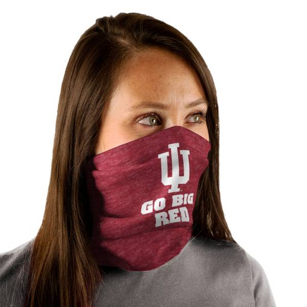 Wincraft Adult Indiana Hoosiers Split Neck Gaiter product image