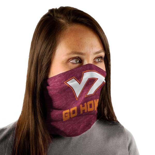 Wincraft Adult Virginia Tech Hokies Split Neck Gaiter product image