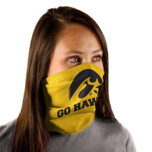 Wincraft Adult Iowa Hawkeyes Split Neck Gaiter product image