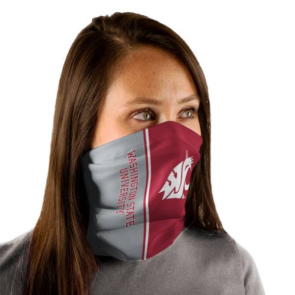 Wincraft Adult Washington State Cougars Split Neck Gaiter product image