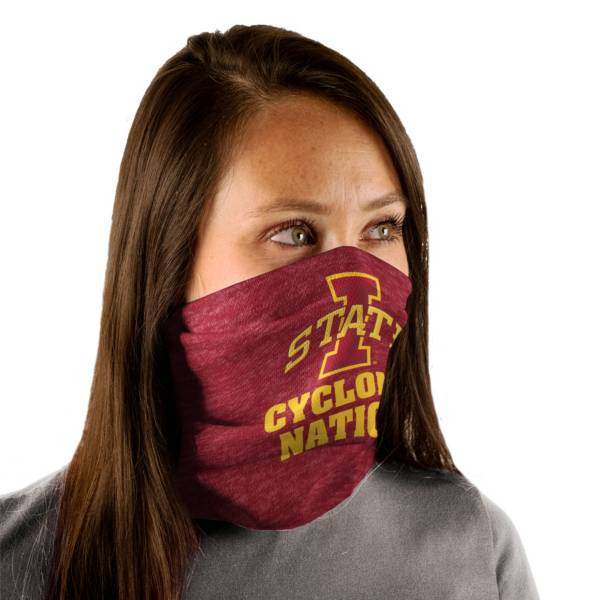 Wincraft Adult Iowa State Cyclones Split Neck Gaiter product image