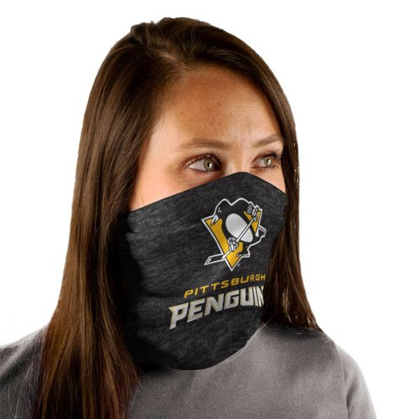 Wincraft Adult Pittsburgh Penguins Heathered Neck Gaiter product image