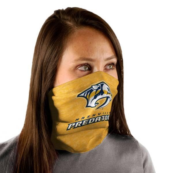 Wincraft Adult Nashville Predators Heathered Neck Gaiter product image