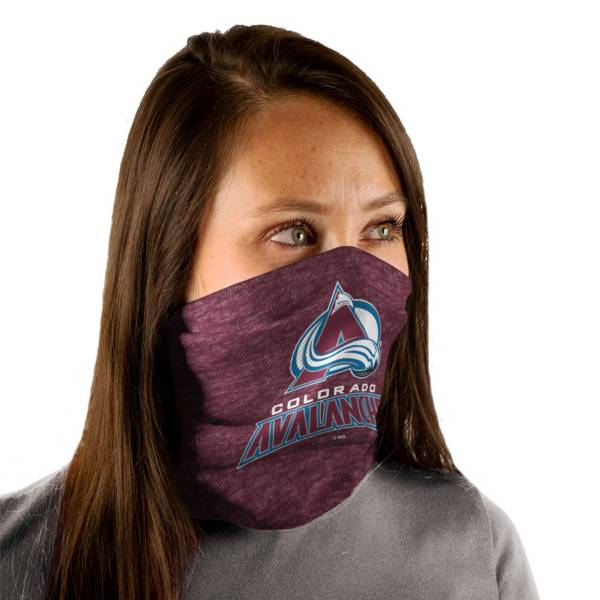 Wincraft Adult Colorado Avalanche Heathered Neck Gaiter product image