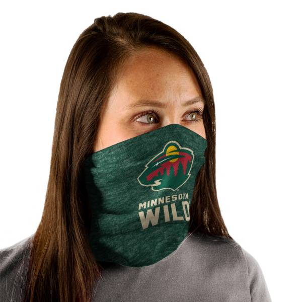 Wincraft Adult Minnesota Wild Heathered Neck Gaiter product image