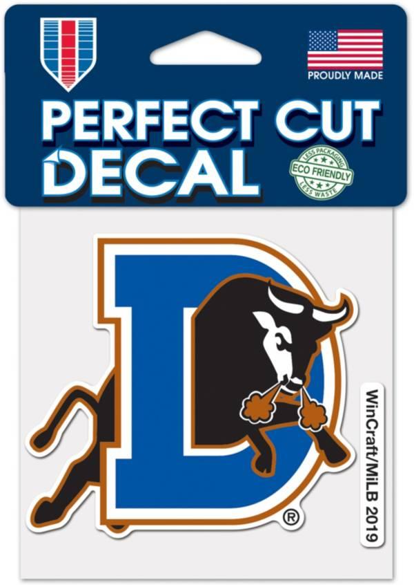 WinCraft Durham Bulls 4'x4' Decal product image