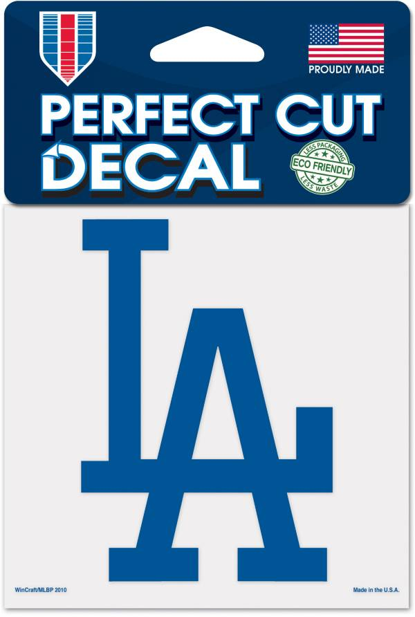WinCraft Los Angeles Dodgers 4'x4' Decal product image