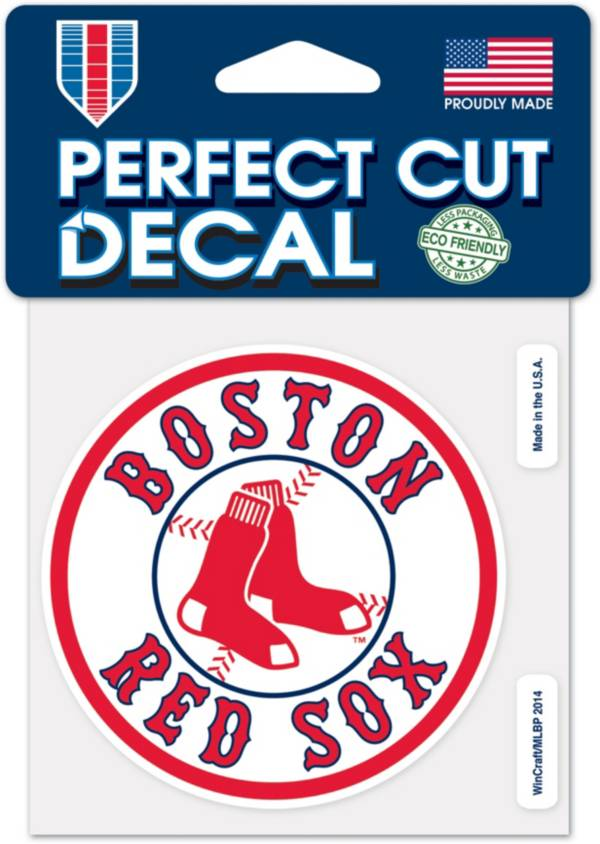 WinCraft Boston Red Sox 4'x4' Decal product image
