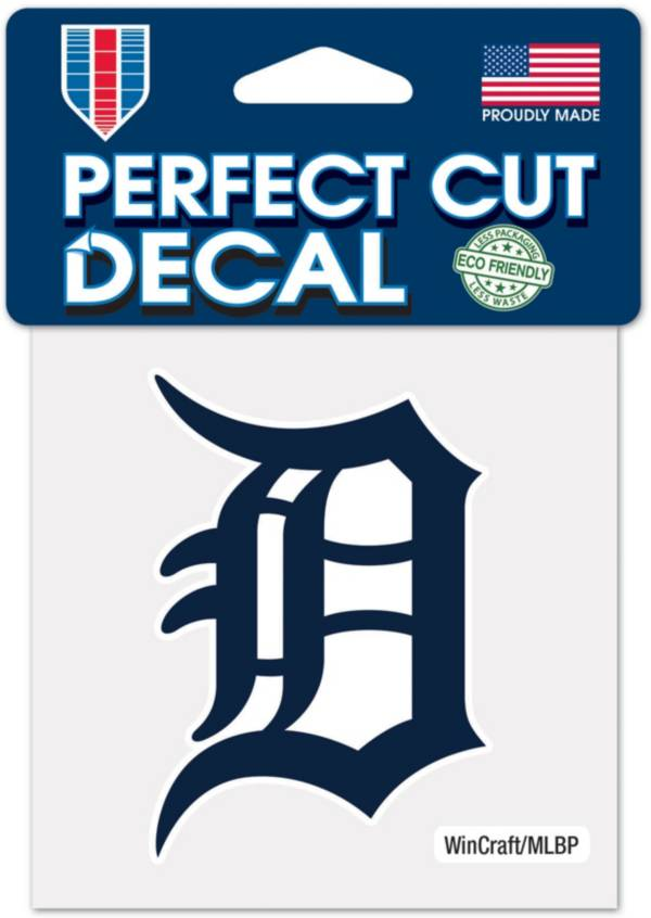 WinCraft Detroit Tigers 4'x4' Decal product image