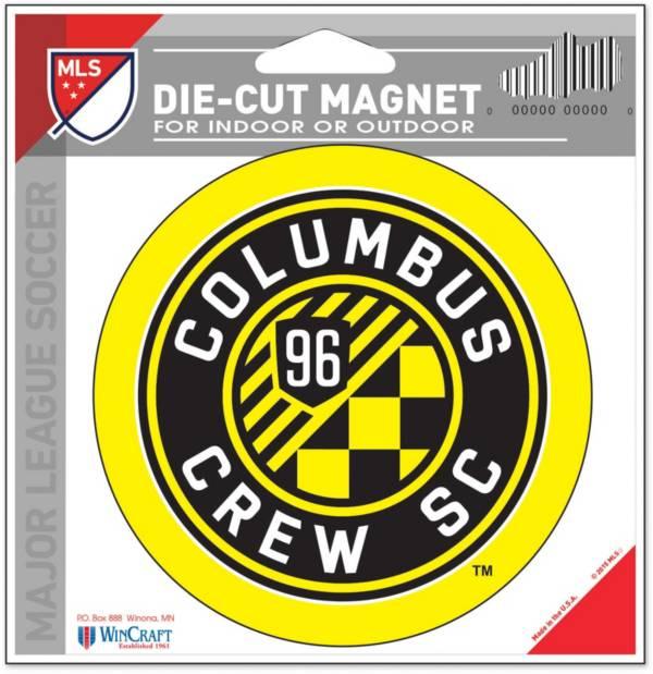 WinCraft Columbus Crew Die-Cut Magnet product image