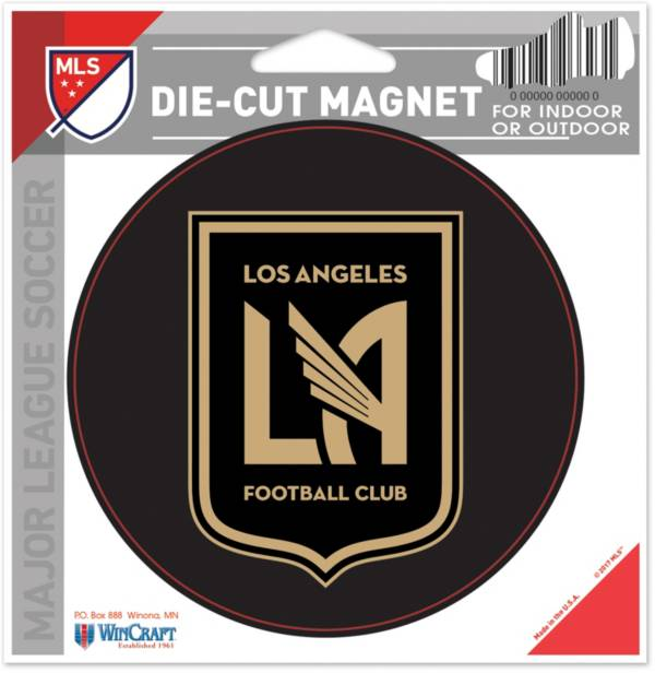 WinCraft Los Angeles FC Die-Cut Magnet product image