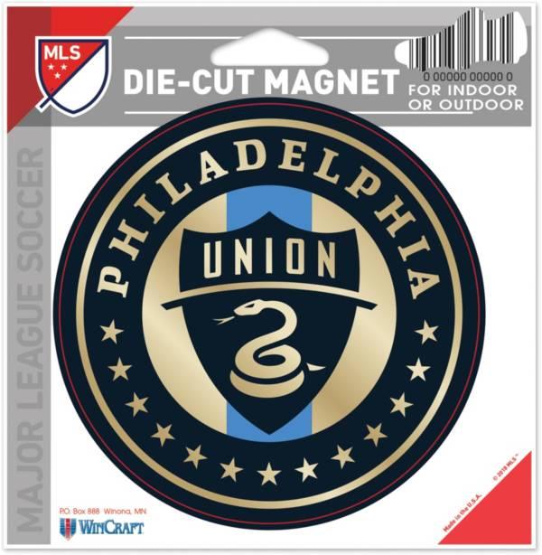 WinCraft Philadelphia Union Die-Cut Magnet product image