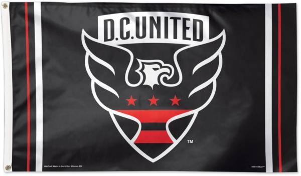 Wincraft D.C. United 3' X 5' Flag product image