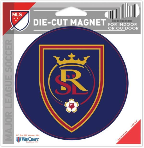 WinCraft Real Salt Lake Die-Cut Magnet product image