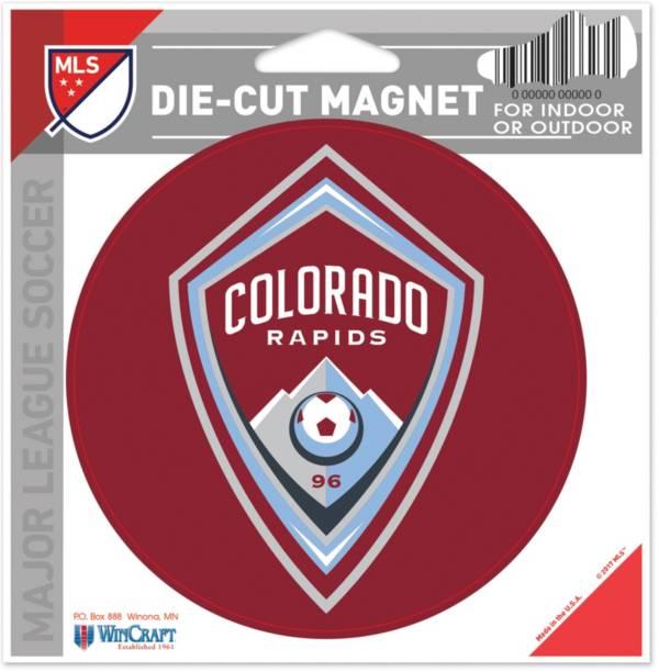 WinCraft Colorado Rapids Die-Cut Magnet product image