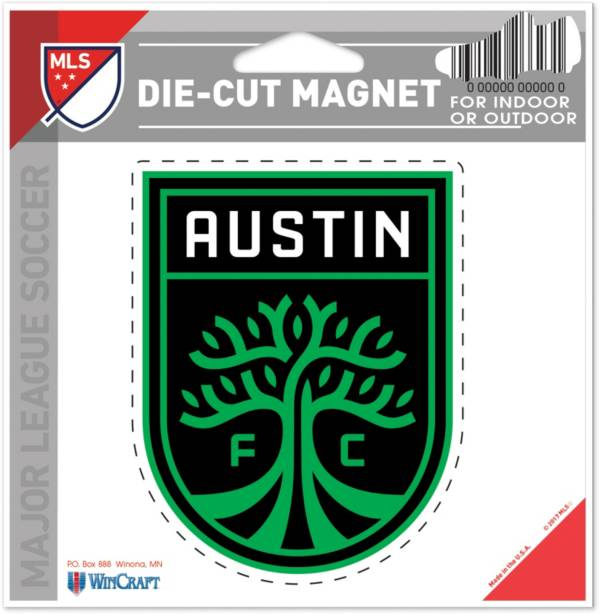 WinCraft Austin FC Die-Cut Magnet product image