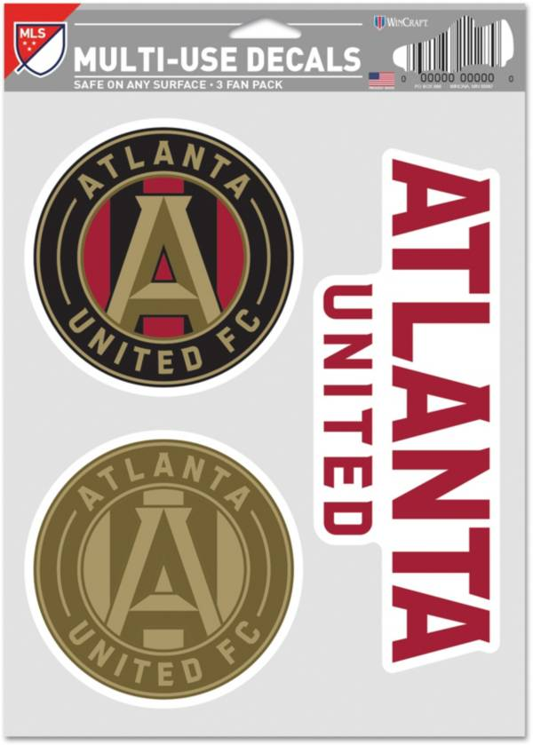 WinCraft Atlanta United Decal Sheet product image