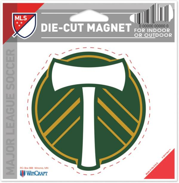 WinCraft Portland Timbers Die-Cut Magnet product image