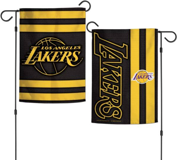 WinCraft Los Angeles Lakers Garden Flag product image